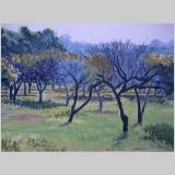 Wspring_orchard_5x7_guoache